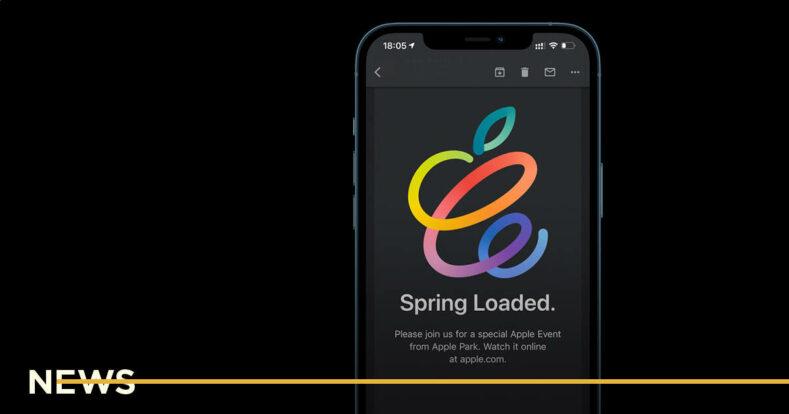 Apple объявила дату весенней презентации. Что могут представить?