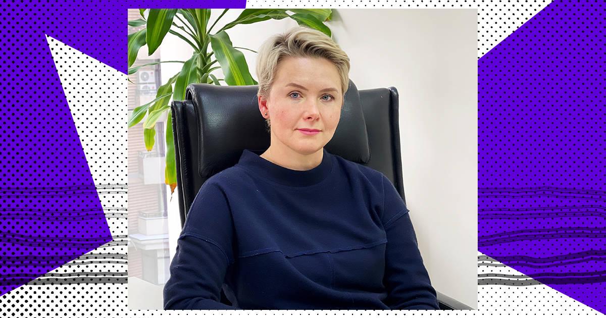 COO PR-агентства MAINSTREAM Светлана Сверчкова