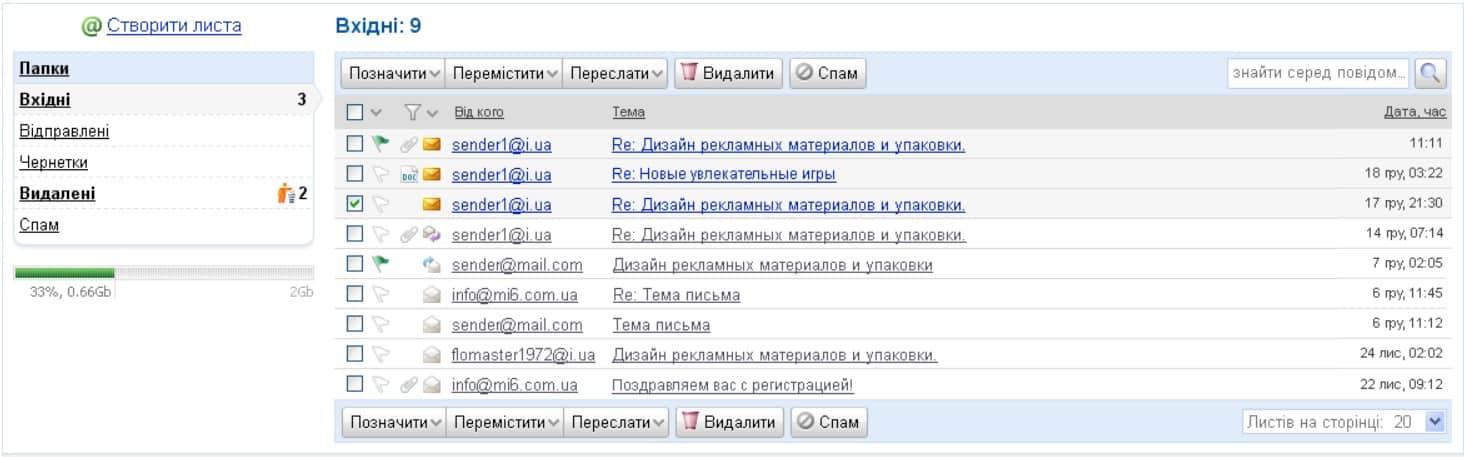 i.ua интерфейс