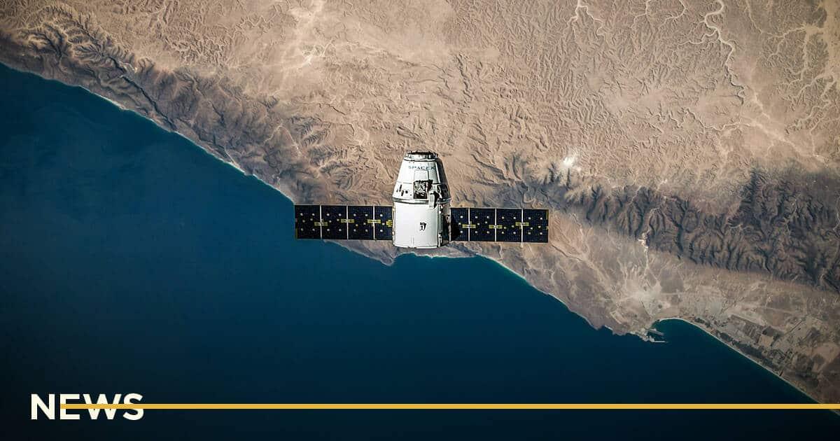 SpaceX запустит украинский спутник за почти $2 млн. Что об этом известно?