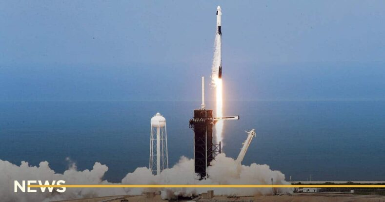SpaceX повторно использовала Falcon 9 и Crew Dragon для отправки астронавтов на МКС