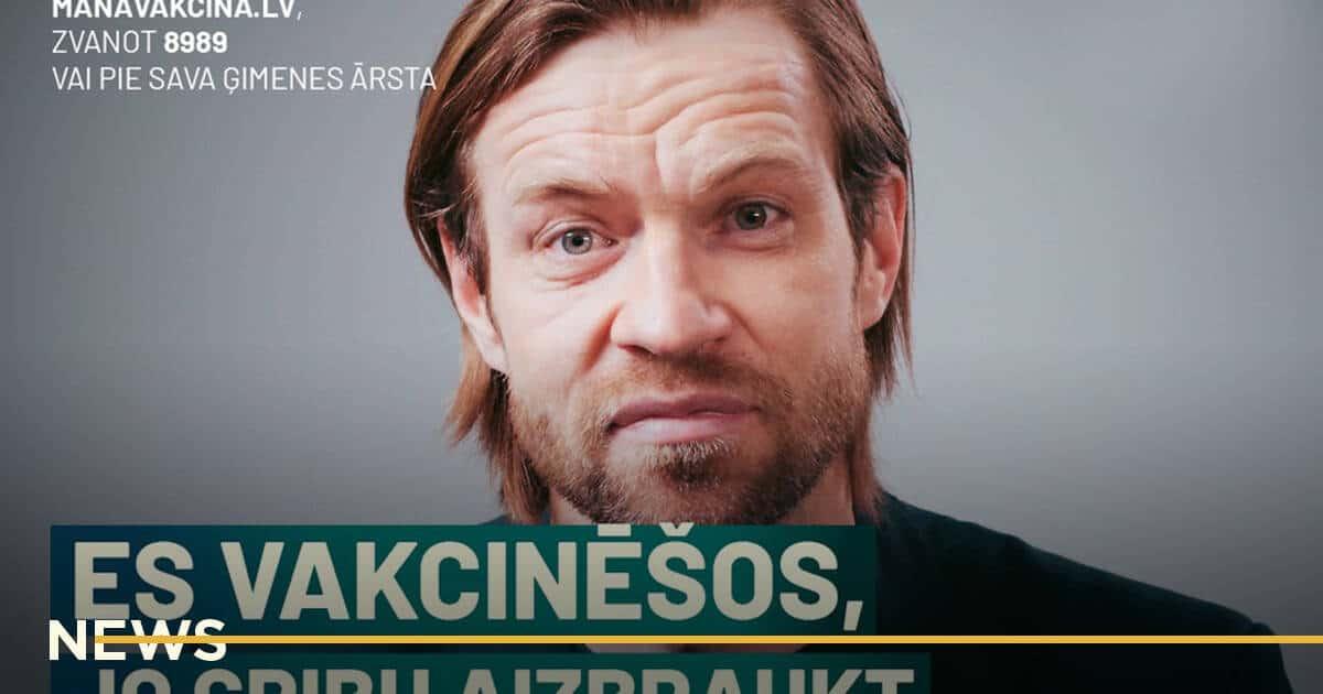 В Латвии реклама предлагала вакцинироваться, чтобы «встретиться спрабабушкой ипрадедушкой»