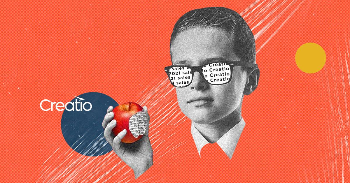 Creatio включили до рейтингу найкращих рішень для управління продажами 2021 року