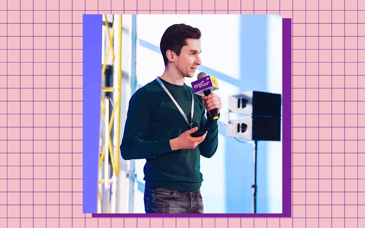 Нестор Дубневич, співзасновник Legal Nodes