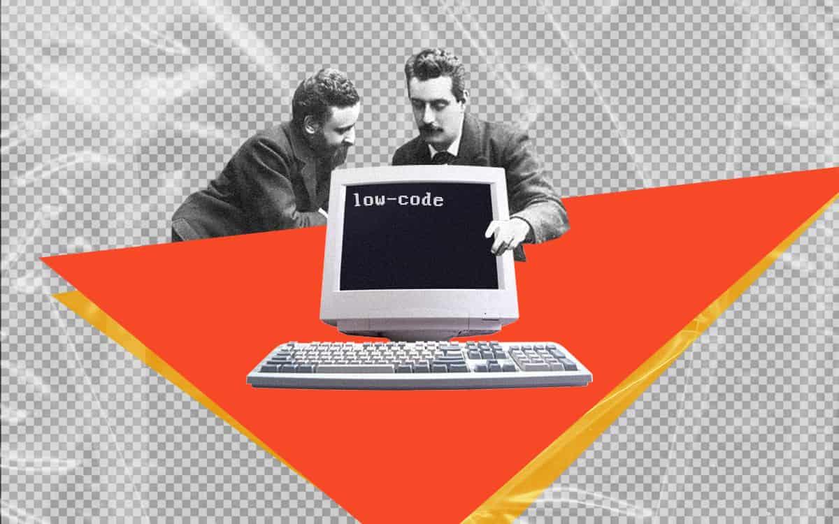 Что такое low-code платформы