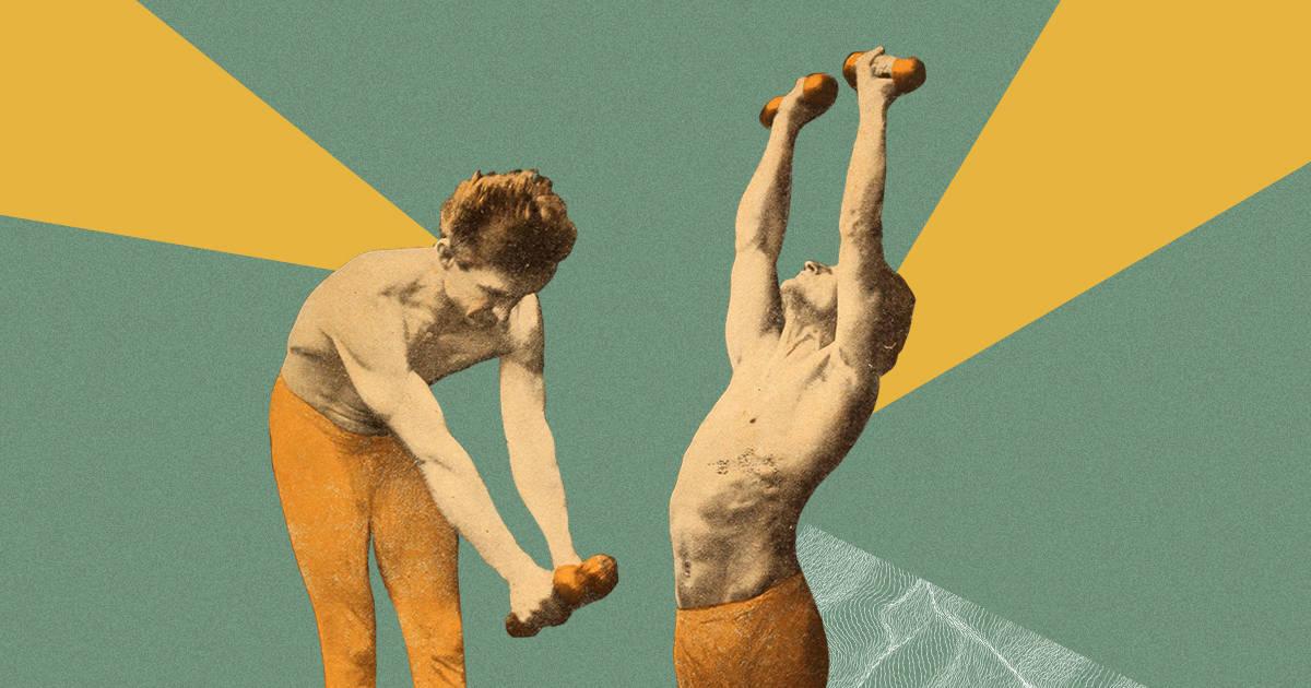Приложения для виртуальных занятий фитнесом