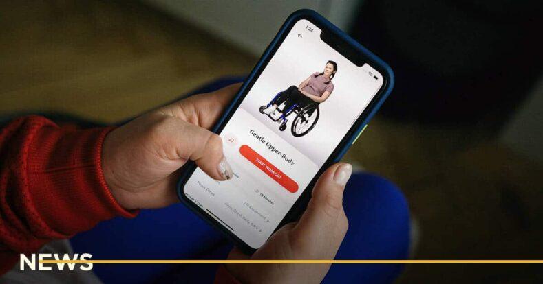 BetterMe запустили программу тренировок для людей с инвалидностью