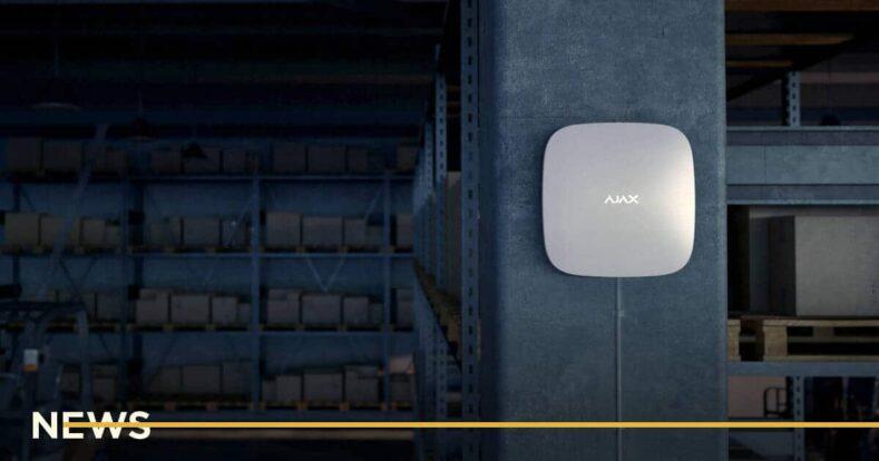 Ajax Special Event 2021. Какие устройства и софт представила компания?