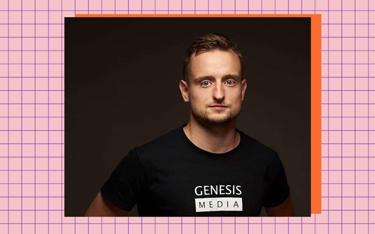 Керівний партнер Genesis Investments Віталій Лаптьонок