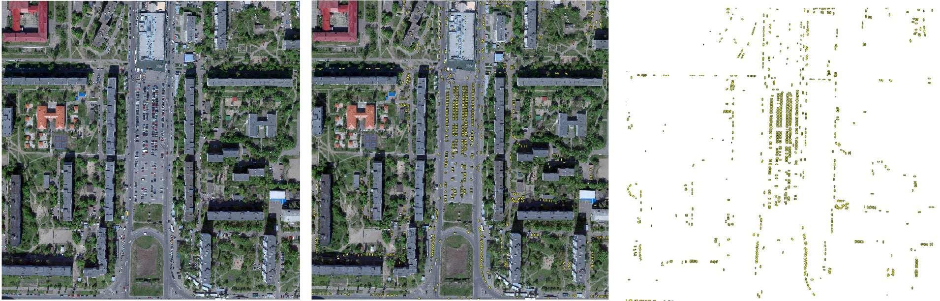 Программист подсчитал количество автомобилей в Киеве