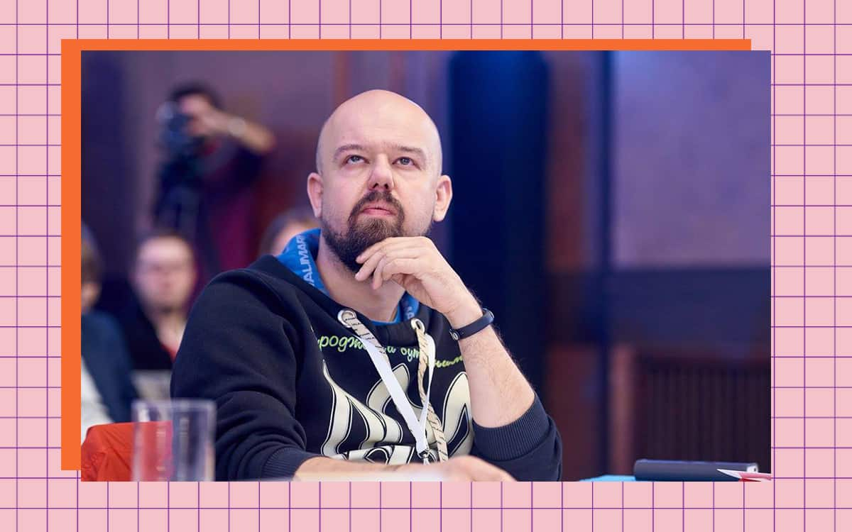 Експерт Українського фонду стартапів Олександр Рябцев