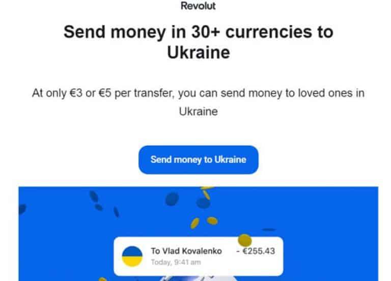 Revolutразрешил переводить деньги в Украину. Как им пользоваться?
