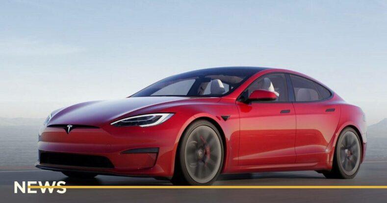 Илон Маск презентовал «самую быструю» Tesla Model SPlaid