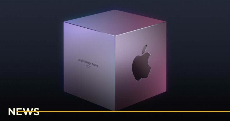 Apple назвала 12 лауреатов премии Apple Design Awards 2021