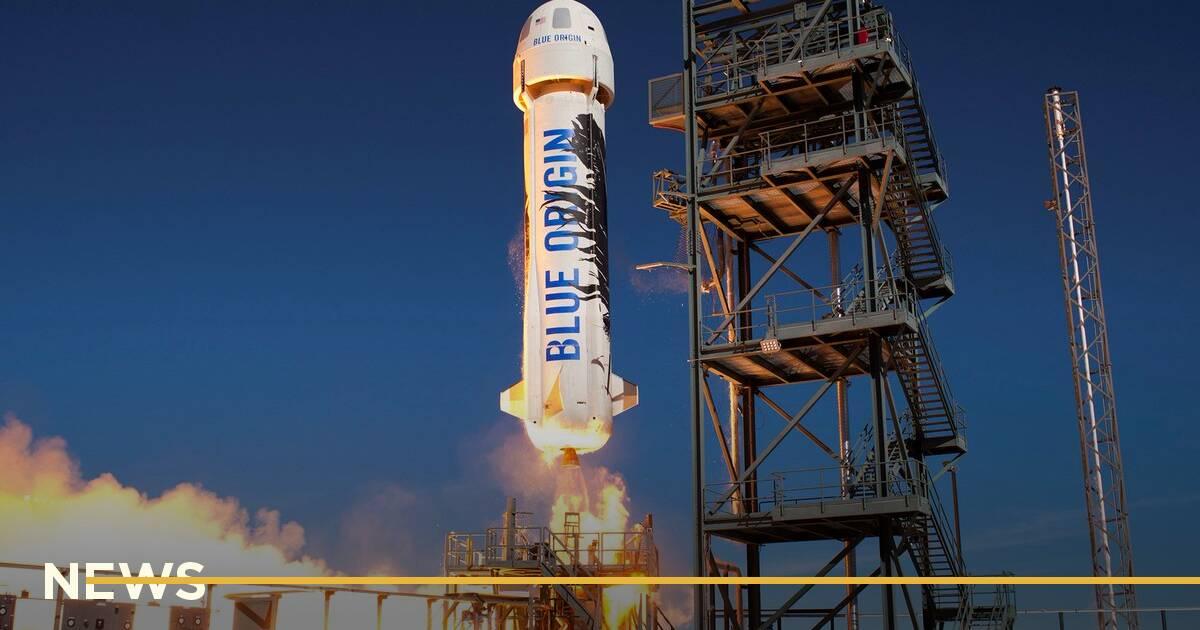 Blue Origin продала билет на космический полет с Джеффом Безосом. Сколько он стоил?