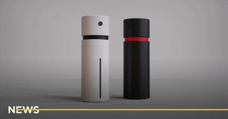 Украинский производитель санитайзеров IOON запустил кампанию на Kickstarter