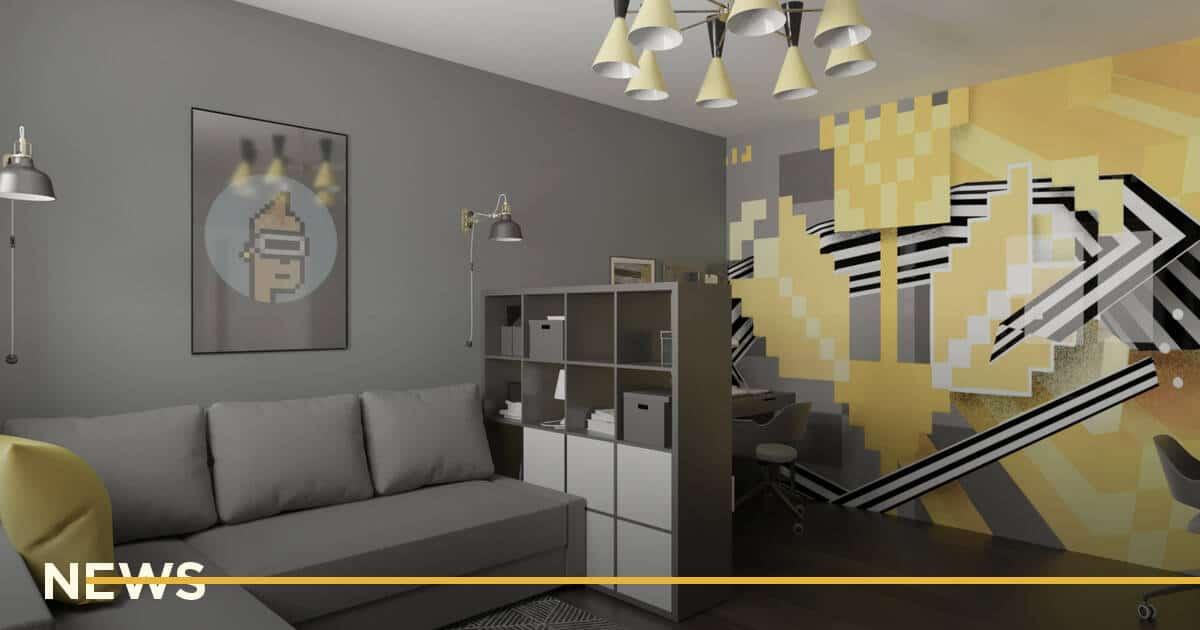 Киевскую квартиру основателя TechCrunch продали как NFT. Кому и за сколько?