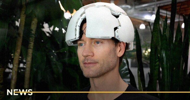 Американский стартап Kernel выпустил шлем для чтения мыслей