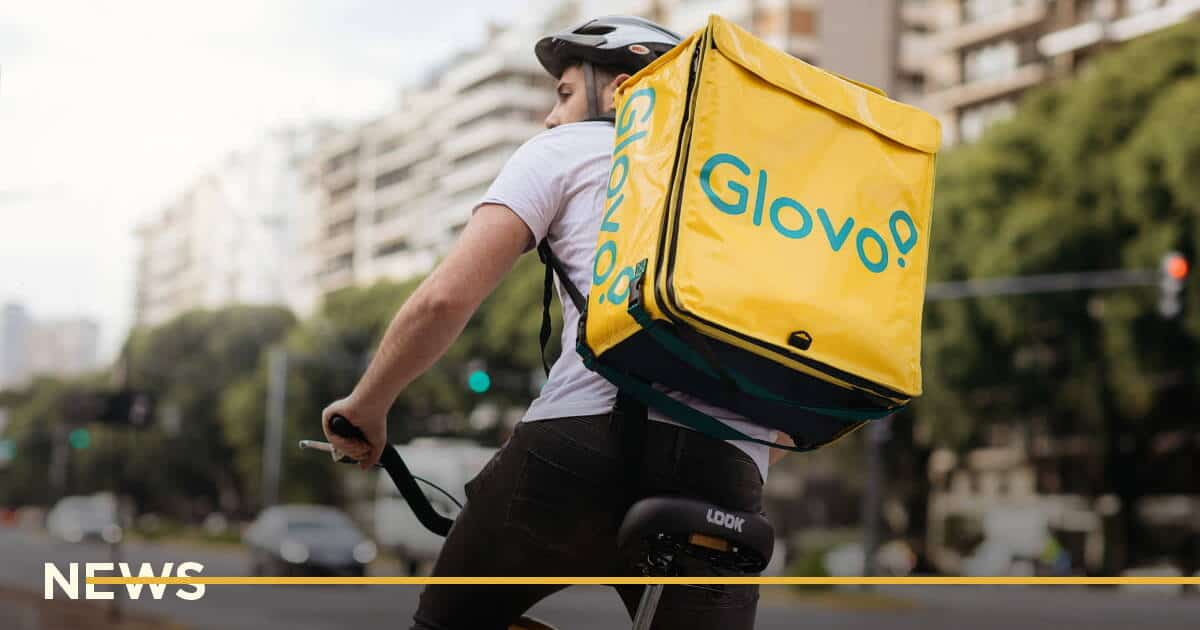 Glovo будет работать круглосуточно в пяти украинских городах