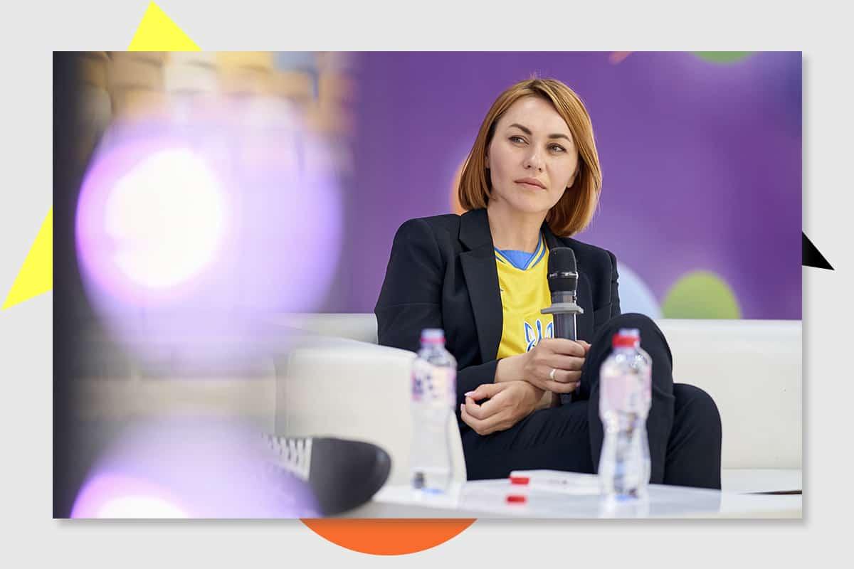 Наталия Гилевич