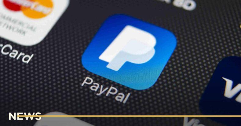 В Украине выросли загрузки приложения PayPal