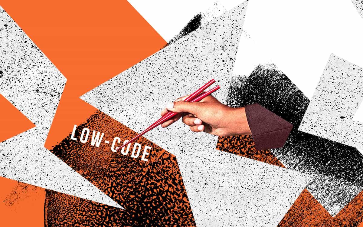 low-code no-code технологии