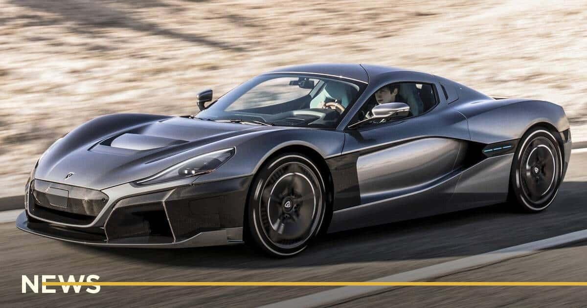 Производитель электрокаров Rimac станет владельцем Bugatti