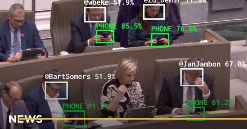В Бельгии ИИ научили следить за политиками