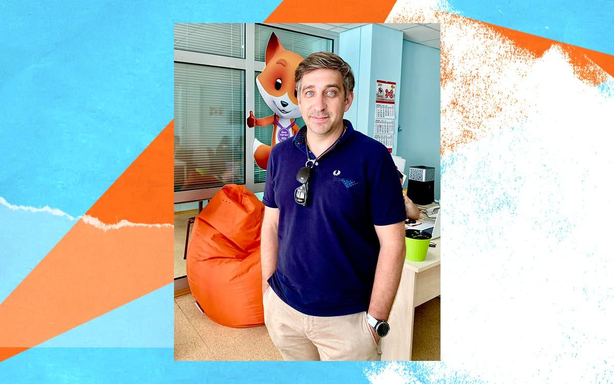Кирилл Попов-Черкасов, e-commerce директор «Фокстрот»