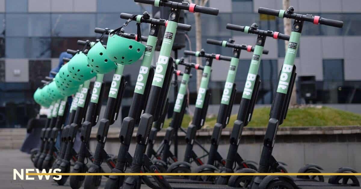 В Раду внесли законопроекты о правилах дорожного движения для электросамокатов