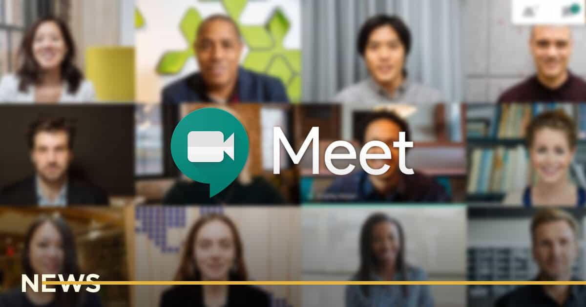 Google Meet вводить обмеження для групових дзвінків