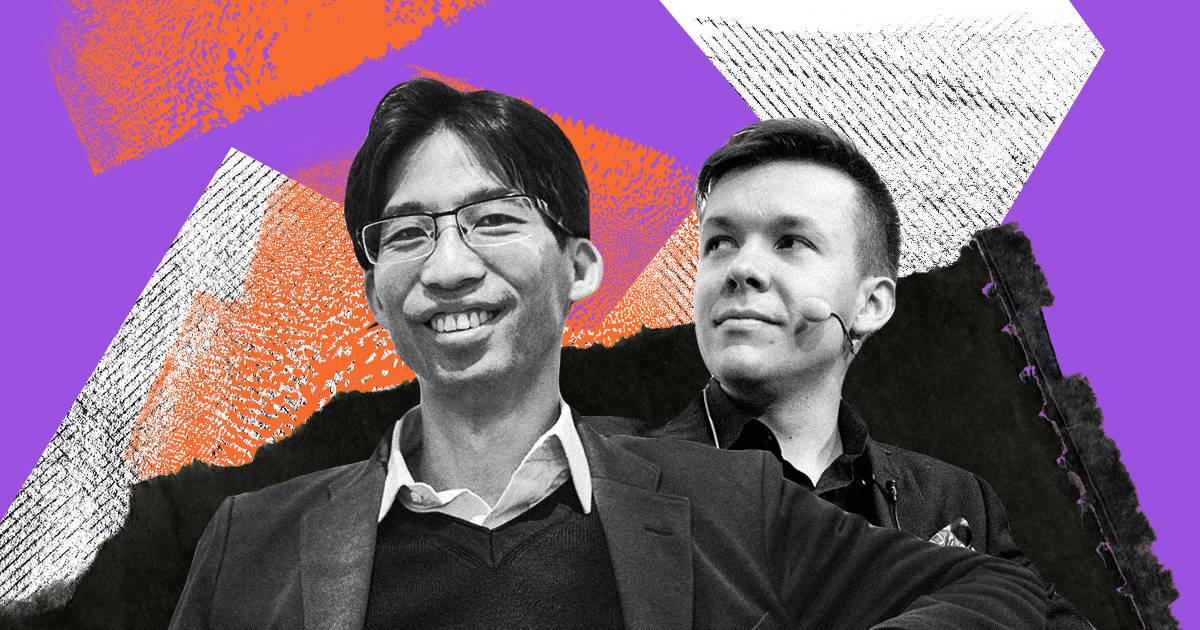 «Колись нас чіпуватимуть із дитинства». Ярослав Ажнюк і Марвін Ляо — про геймінг, корисні звички та технологічне майбутнє