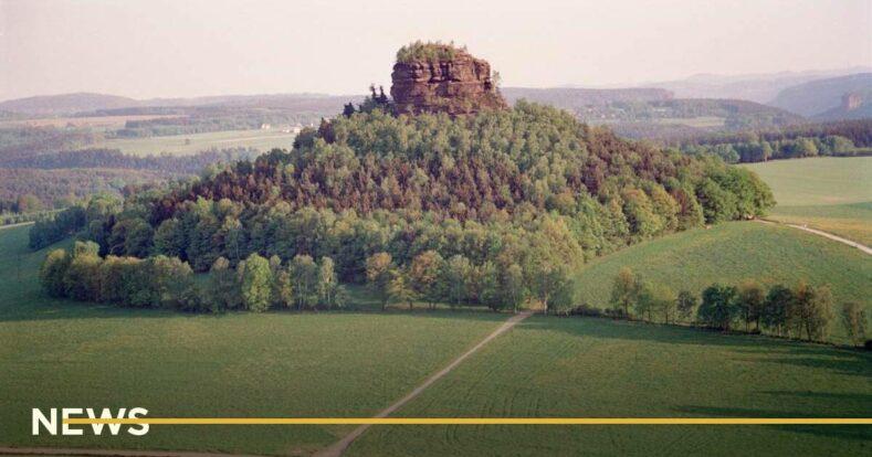 На eBay продають гору в Німеччині