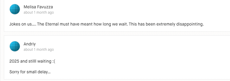 комментарии о Nuka на Kickstarter