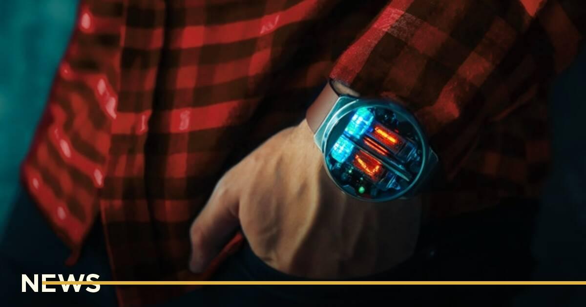 Український NIXOID Lab зібрав на Kickstarter $364 207 на лампові наручні годинники