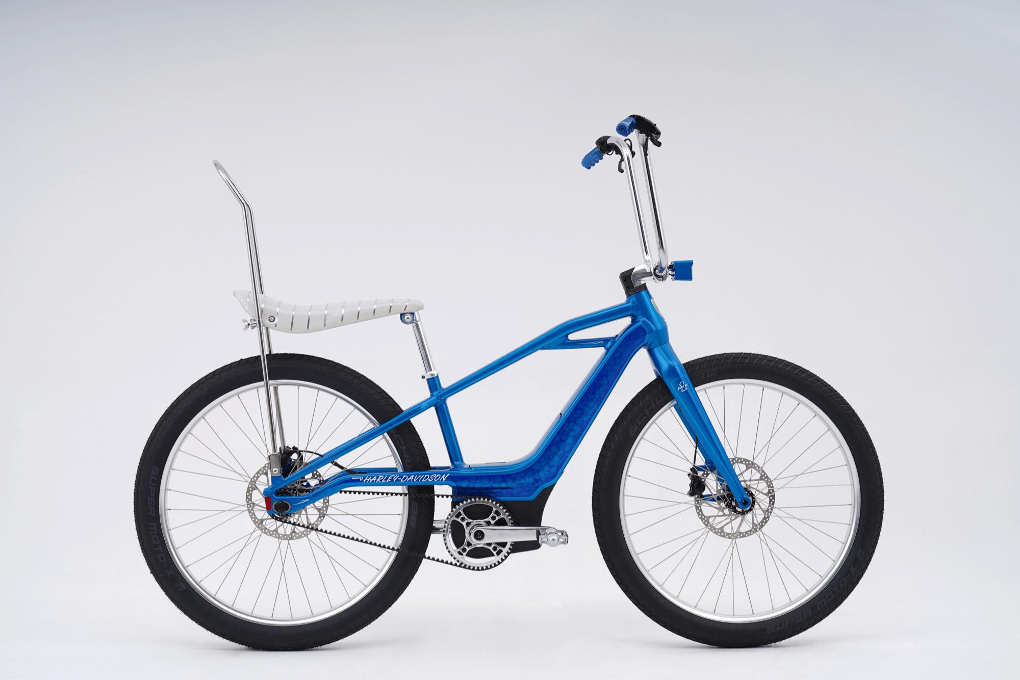 модель Mosh/Chopper від Harley Davidson