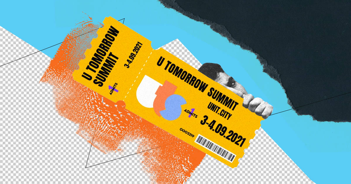 В Киеве состоится U Tomorrow Summit — международный саммит от крупнейшего инновационного парка Восточной Европы
