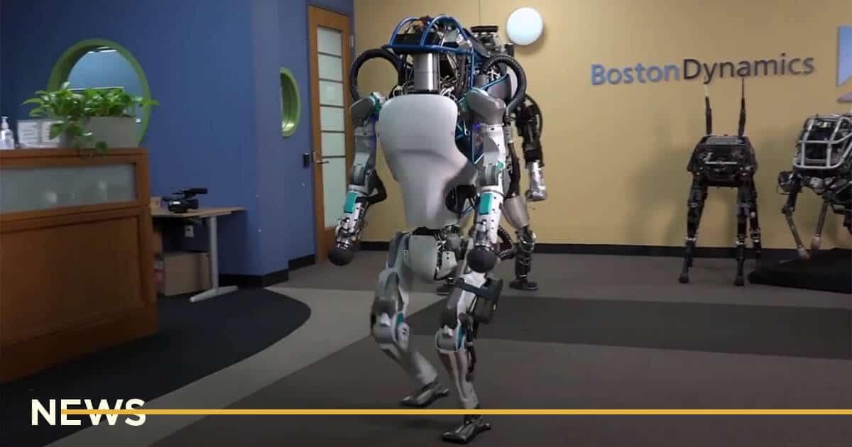 Роботи Boston Dynamics успішно пройшли смугу перешкод для паркуру