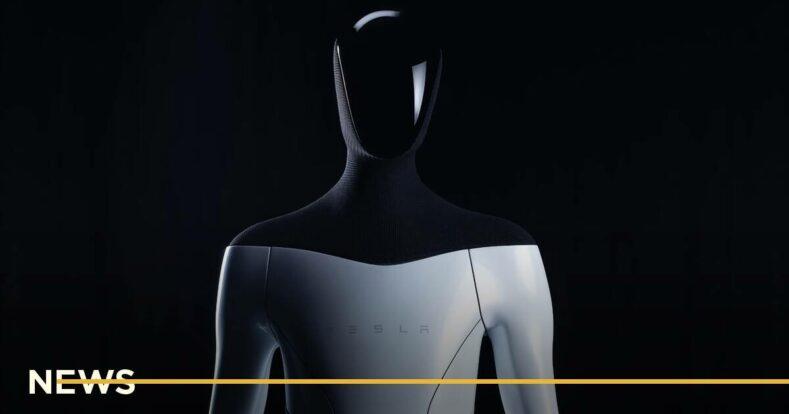 Ілон Маск показав людиноподібного робота Tesla Bot