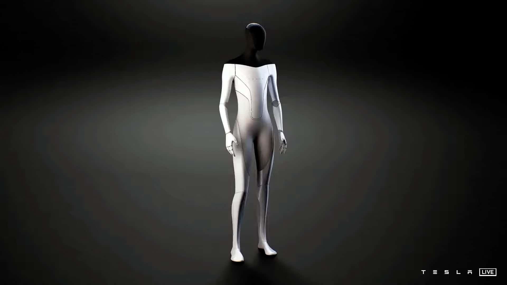 робот-гуманоїд Tesla Bot