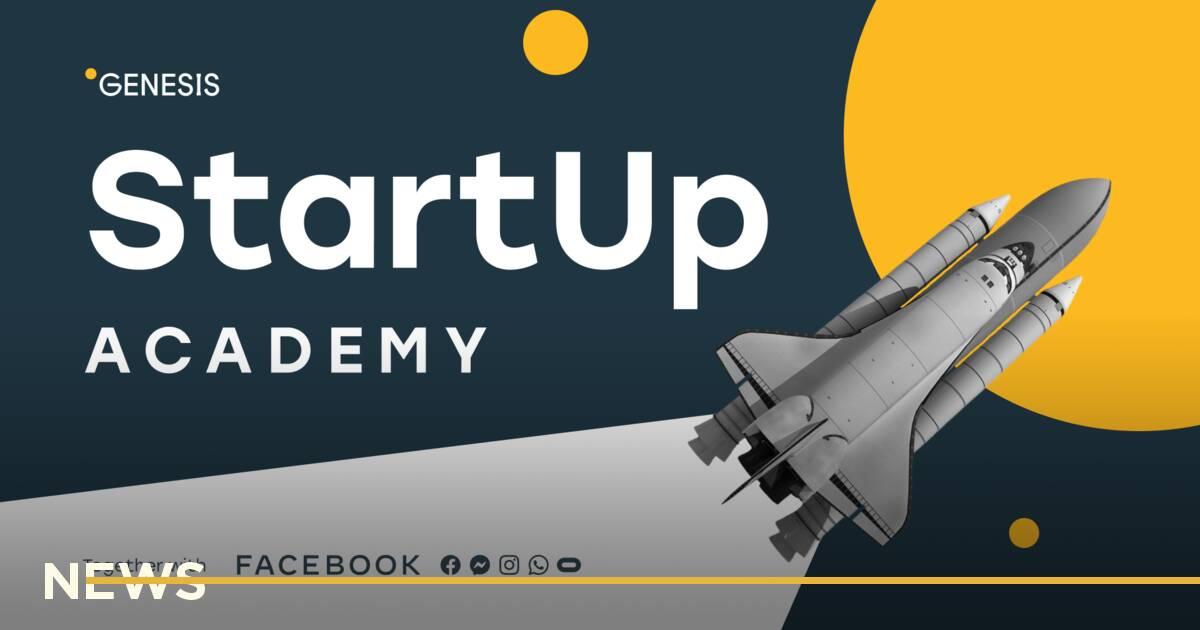 Genesis та Facebook запустили міжнародну стартап-академію. Як до неї вступити?