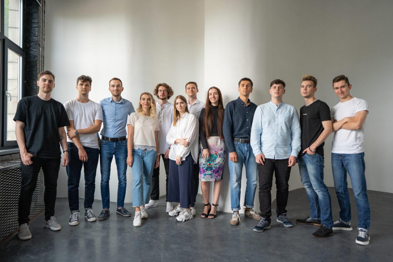 Команда стартапа Legal Nodes