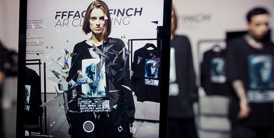 Український бренд Finch представив колекцію AR-одягу