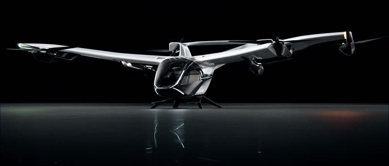 Airbus показав новий літаючий автомобіль CityAirbus