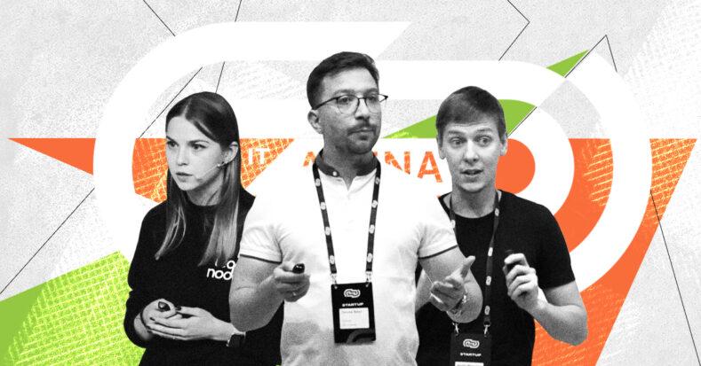 Найкращі пітчі Startup Competition IT Arena