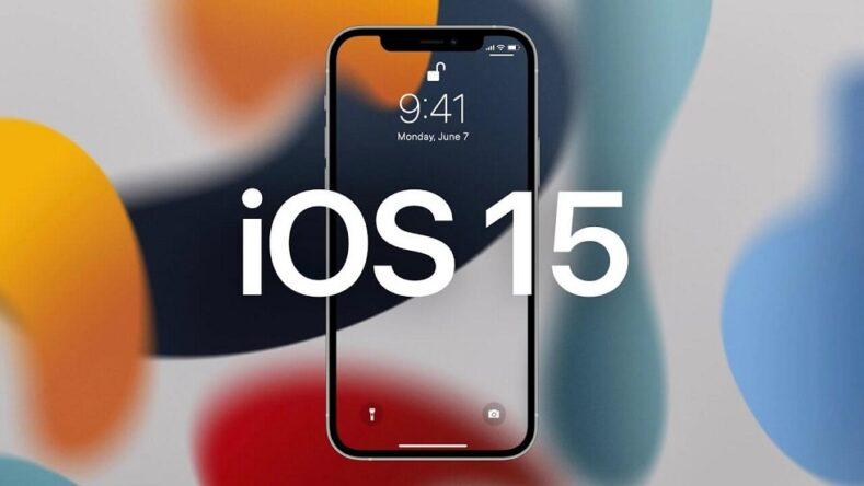 iOS 15 менш популярна ніж iOS 14