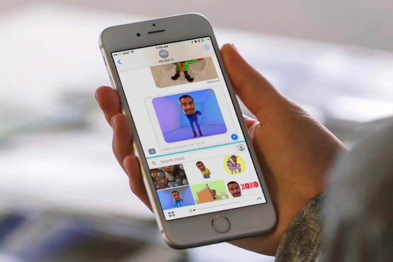 Баг в iOS15