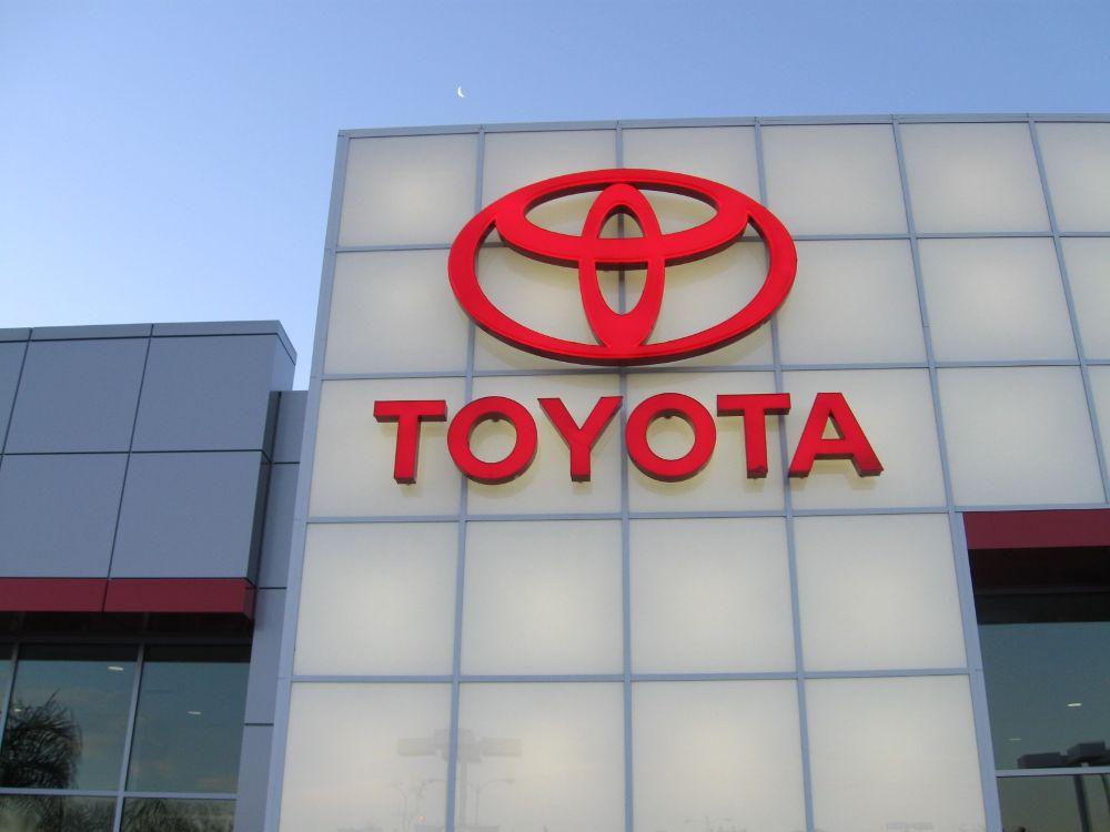 Toyota электросамокат