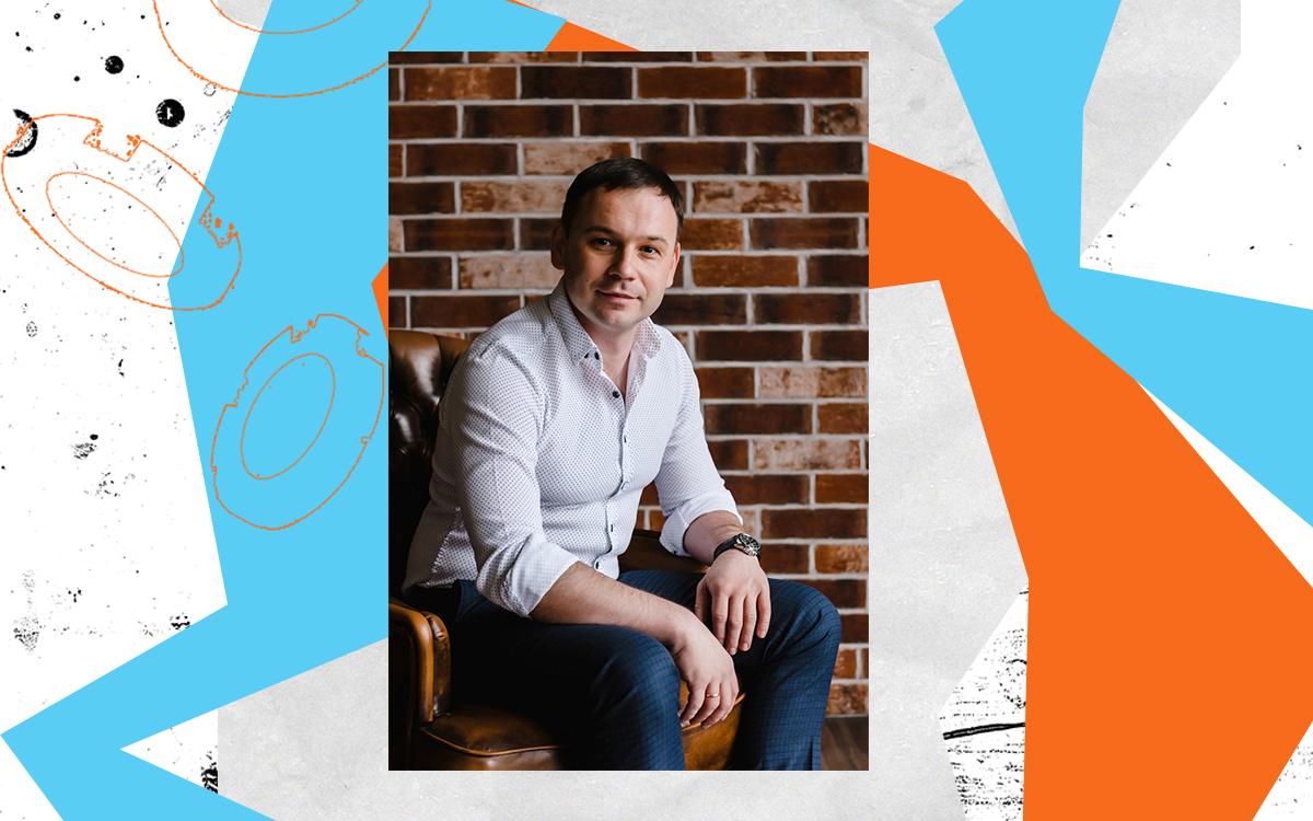 Тарас Шурубор, CEO PIN-UP
