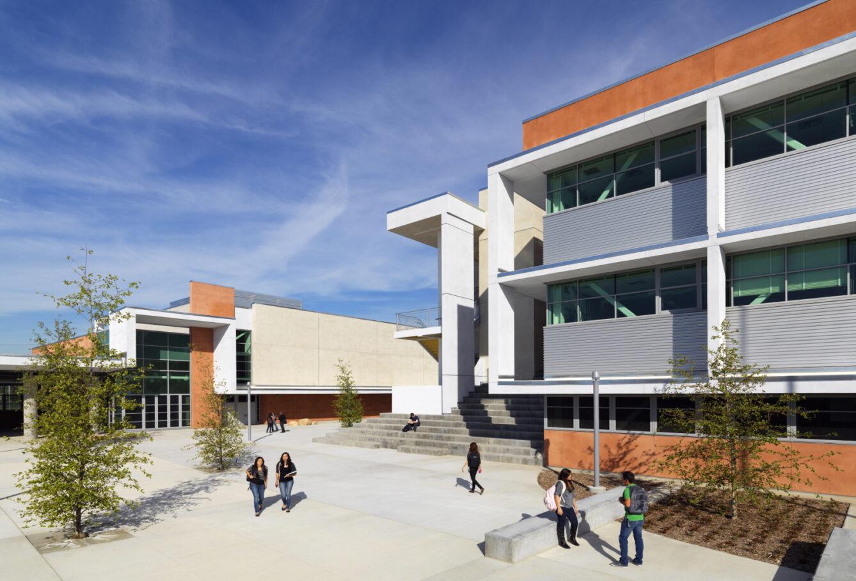 Школа №13 в Лос-Анджелесе